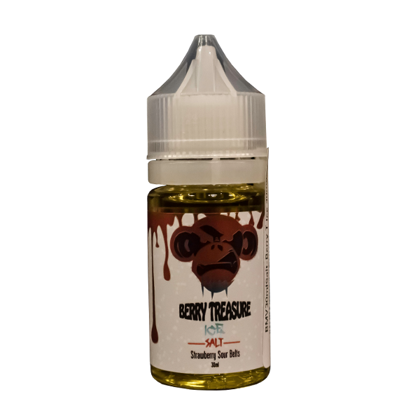 Ice Berry Treasure Salt E-liquid