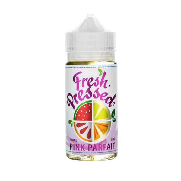Pink Parfait by Fresh Pressed